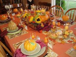 easy thanksgiving table decorations home design judea us