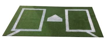 Area Rug Mat Batters Box Turf Rug For Room Baseball Sports Room Pinterest