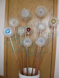 145 best glass plate flowers u0026 garden angels images on pinterest
