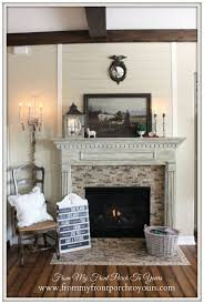 country home fireplace ideas home ideas