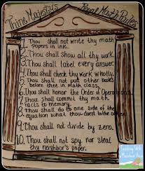 ten resume writing commandments teaching with a mountain view back to school math