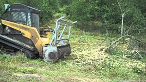 denis cimaf land clearing equipment forestry mulcher for skid