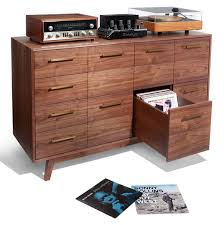 Vinyl Record Storage Cabinet Vinyl Record Storage 25 Best Storage Solutions Apartment Therapy
