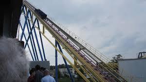 Toro Six Flags Bobbie U0027s Roller Coaster And Theme Park Reviews Nitro Six Flags