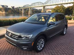 test drive new improved 2018 volkswagen tiguan times free press