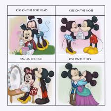 Mickey Mouse Meme - kiss meme minnie and mickey by tell me lies on deviantart