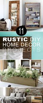 home decor projects 11 rustic diy home decor projects the budget decorator