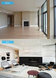 home design before and after 15 impressive before and after photos of living room remodels