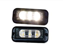 star signal emergency lights higher star 3w led car surface mount strobe warning lights grill