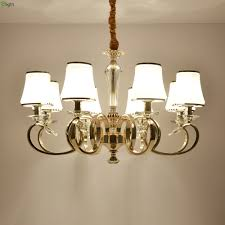 Dining Chandelier Lighting Online Get Cheap Crystal Dining Room Chandeliers Aliexpress Com