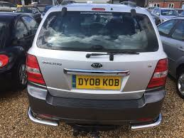 used silver kia sorento for sale cambridgeshire
