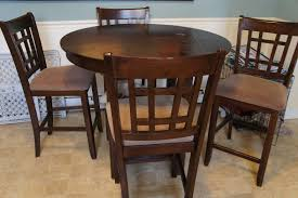 Painted Oak Dining Table And Chairs Kitchen Table Awesome Dark Wood Table And Chairs Colorful Dining