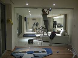 interior glass walls for homes interior design glass partition ideas feature wall home haammss