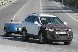 chevrolet captiva interior 2016 2015 chevrolet captiva opel antara facelift spied autoevolution