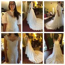 wedding dress alterations becky s alterations dress attire jacksonville fl weddingwire