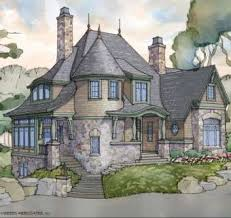 Storybook Cottage House Plans by 146 Best Architecture Images On Pinterest House Floor Plans
