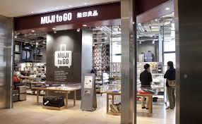 Muji Store Nyc Muji To Go Shopping In Marunouchi Tokyo
