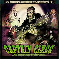 destroy exist 31 songs of halloween captain clegg u0026 the night