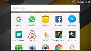 now launcher apk now launcher gets landscape support thanks to app