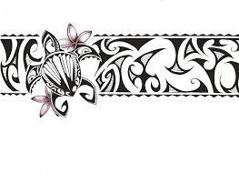 Polynesian Art Designs Black Polynesian Turtle Tattoo Designs Photos Pictures And