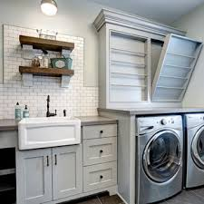 best place to buy cabinets for laundry room 75 beautiful laundry room with gray cabinets pictures