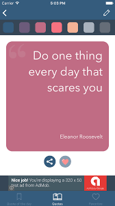 google quote for the day quotes ios swift app by rssyow codecanyon