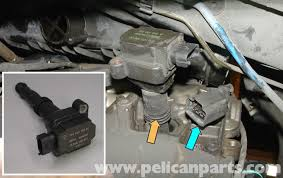 Porsche Boxster 897 - porsche boxster spark plugs and coils replacement 986 987