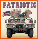 patriotic christmas cards christmas cards patriotic christmas cards