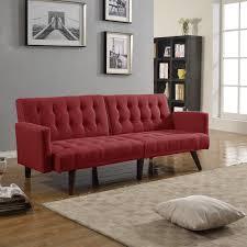 futon sofas for sale langley street kaylynn mid century convertible sofa u0026 reviews