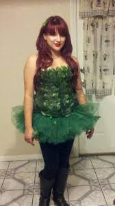 Green Ivy Halloween Costume Poison Ivy Halloween Costume Bored Bloomington