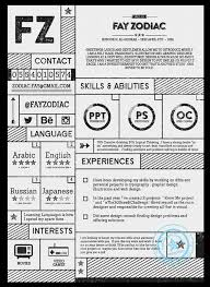 Creative Resume Headers 15 Eye Catching Resume Templates That Will Get You Noticed