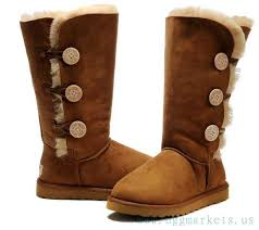 womens ugg bailey boots chestnut womens ugg bailey button triplet 1873 boots chestnut uggs boots