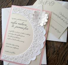 Beautiful Invitation Card Wedding Invitation Ideas Beautiful Etsy Lace Wedding Invitations