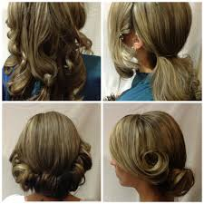 Easy Updo Hairstyles Step By Step by Step By Step By Christine Frank Do It Yourself Updos