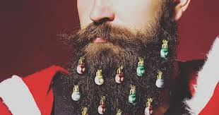 beard ornaments beard christmas ornaments are trending purewow