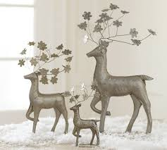 Rattan Reindeer Christmas Decorations by How To Make Reindeer Decorations With A Variety Of Themes