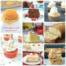 8 eggless cupcakes and cake recipes best eggless vanilla cupcake