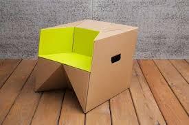 Cardboard Origami - cardboard origami child stools child stool