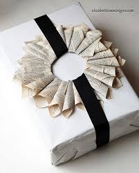 Tissue Paper Gift Wrap - gift wrapping ideas