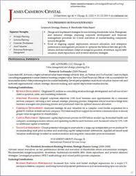 Vp Finance Resume Examples Entertainment Executive Resume Example Executive Resume And