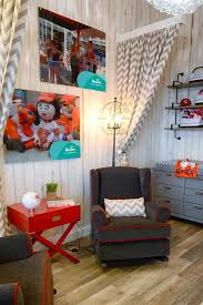 cincinnati reds home decor nursing suite at cincinnati reds stadium is a home run for