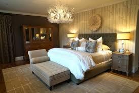 Rustic Bedroom Lighting Lighting Up Master Bedrooms With Dramatic Chandeliers Hammerton