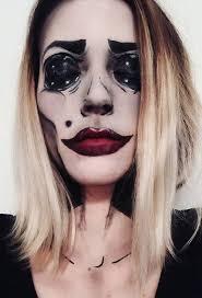 50 pretty halloween makeup ideas u2014minimal costume required pretty