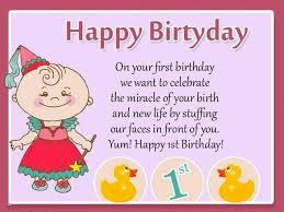 cute birthday wishes for baby photograph best birthday
