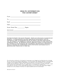 Fax Cover Letter Free by Medical Fax Cover Sheet 3 Free Templates In Pdf Word Excel