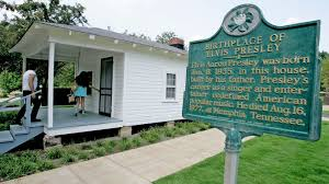 Elvis Presley Home by Elvis Birthplace U0026 Tupelo Hardware Store Aceclubelvis