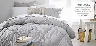 Covered Duvet Dorm Bedding Pbteen
