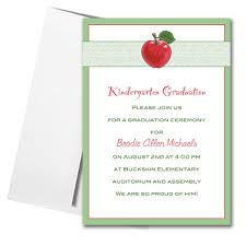 kindergarten graduation announcements cloveranddot