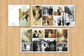 Accordion Photo Album Wedding Mini Accordion Album V557 Brochure Templates Creative