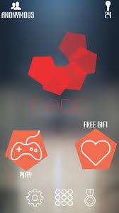 hadeh design fade mobile game ui ux design